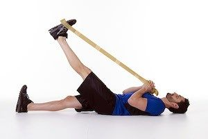 Hamstring Stretch for Back Pain Relief - Ultramatic
