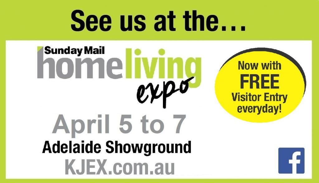 See You at The Sunday Mail Home Living Expo 2019