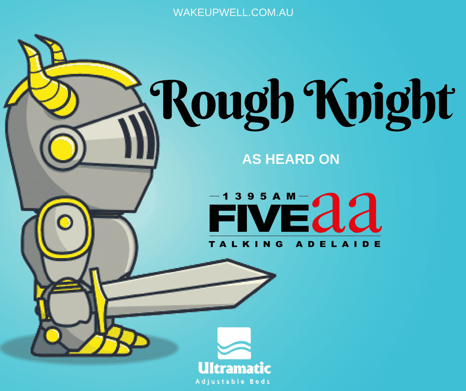 rough knight radio ad